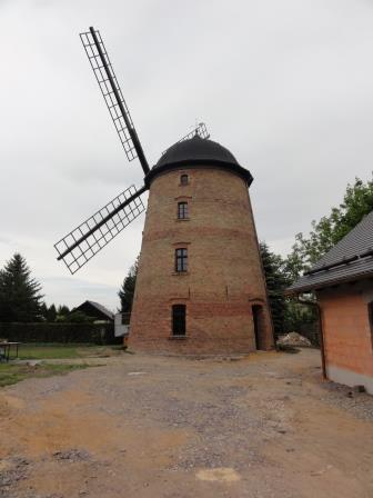 Sanierung einer Mühle